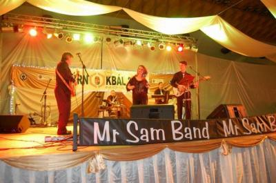 Mr Sam band