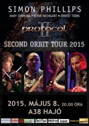 A Livesounds bemutatja: Protocol II Second Orbit Tour 2015