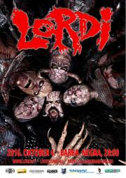 LORDI: EUROPEAN MONSTOUR 2016