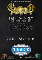 A CONCERTO Music bemutatja: ˝Path To Glory Tour 2018˝