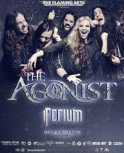 THE AGONIST (CAN) & FERIUM (ISR) & Selfmachine (NL) & Insane & Nova Prospect