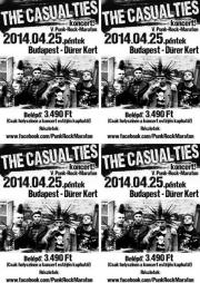 The Casualties @ Punk-Rock-Maraton V.