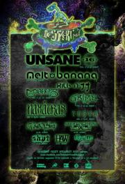 UNSANE (usa) + Them Frequencies (fr) - Desszert Feszt 2017
