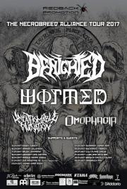 Wormed [E] / Benighted [F]