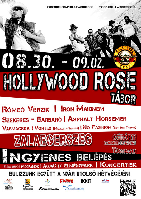 Hollywood Rose T�bor
