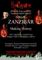 Zanzib�r, Making History