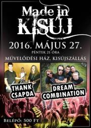 Thankcsapda �s Dream Combination koncert