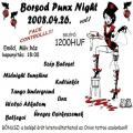 Borsod Punx Night