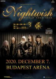 a Concerto Music bemutatja: Nightwish World Tour 2020
