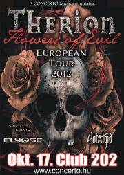 Therion 25th Anniversary Tour