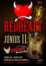 RedHeart - Gy?r, Shadow Cafe (2011.06.11.)
