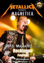 Magnetica - Hungarian Tribute to Metallica