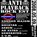 Anti Playback Rock Est