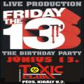 Live Production 10th Birthday Party