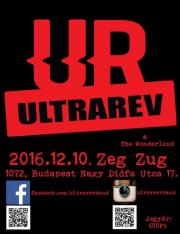 UltraRev és The Wonderland koncert