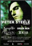 Peter Steele eml�kest �s Retro Gothic Metal Party - Yuk (2013.04.27.)