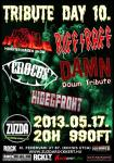 Tribute Day 10 - Z�zda Rock Kert (2013.05.17.)