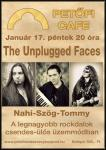 The Unplugged Faces - Pecsa Cafe (2014.01.17.)