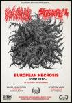 Euorpean Necrosis Tour: Blood Incantation [USA] x Spectral Voice [USA] + vendégek - Robot (2017.10.23.)