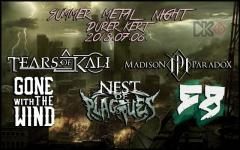 Summer Metal Night - Dürer Kert (2018.07.06.)
