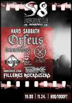 Hard Sabbath az S8-ban - Orfeus, Bearfood, Radzeer, Tüske, Future Rhapsody, Pandas of Princess