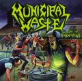 municipal waste-art pf partying