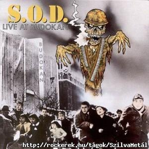 Stromtroopers Of Death-Live In Budokan