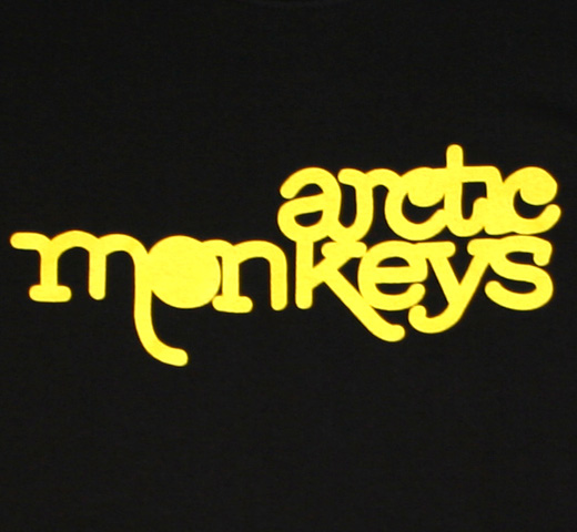 Arctic Monkeys logo