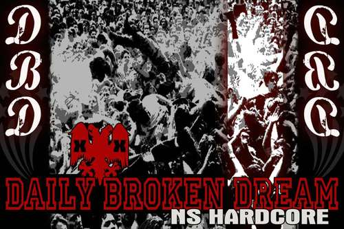 Daily broken dream logo
