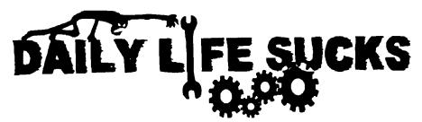 Daily Life Sucks logo