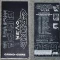 Dead Infection - Grind Over Europe Split DVD / video