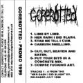 Gorerotted - Promo 1999 (Demo)