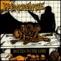 Haemorrhage - Rotten to the Gore Split with Embolism/Suffocate/Obliterate