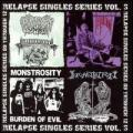 Incantation - Relapse Singles Series Vol.3(Split With:Rottrevore,Repulsion,Monstrosity)