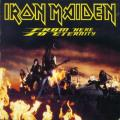 Iron Maiden - From Here To Eternity (single)