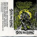 Jungle Rot - Skin the Living (Demó, 1995)