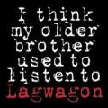 Lagwagon - I Think My Older Brother Used to Listen to Lagwagon EP
