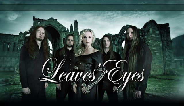 Leaves Eyes logo