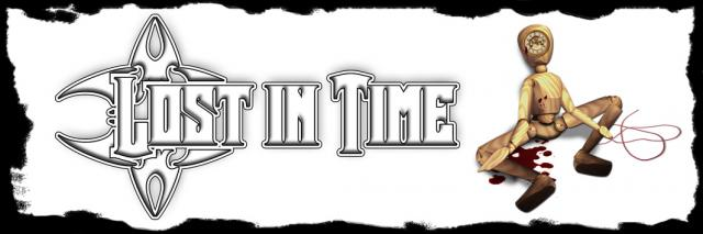 Lost in Time logo
