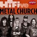 Metal church - Rhino Hi-Five: Metal Church