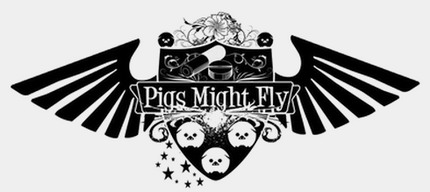 Pigs Might Fly logo