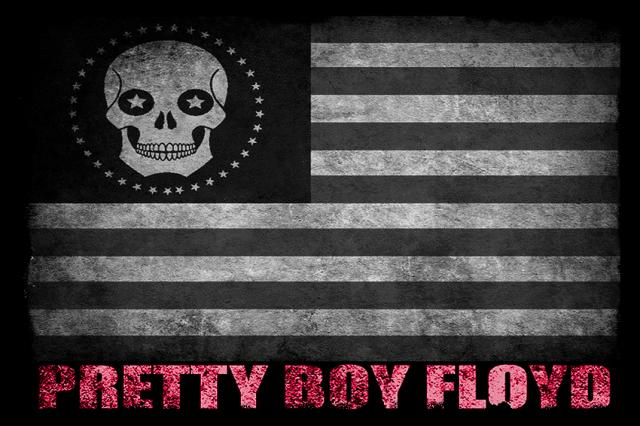 Pretty Boy Floyd logo