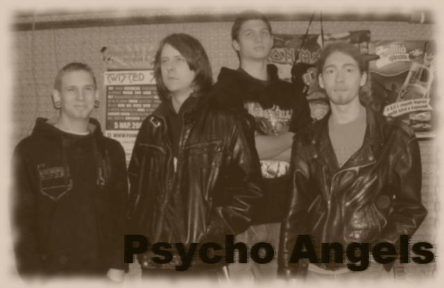 Psycho Angels logo