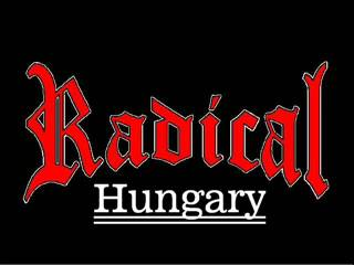 Radical Hungary logo