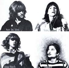 The Raincoats logo
