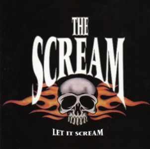 The Scream logo