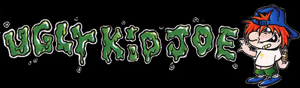 Ugly Kid Joe logo