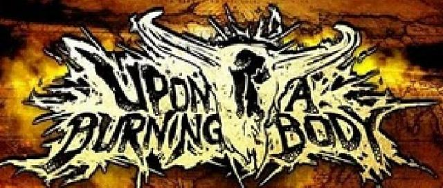Upon A Burning Body logo