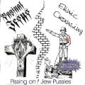 Vaginal Jesus - Vaginal Jesus / Ethnic Cleansing ‎– Pissing On Jew Pussies  SPLIT