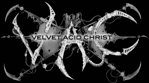 Velvet Acid Christ logo